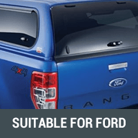 Ute Canopies Suitable For Ford