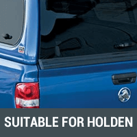 Ute Canopies Suitable For Holden