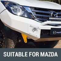 Recovery Points Suitable for Mazda