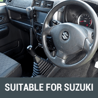 Cargo Barriers Suitable for Suzuki