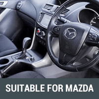 Cargo Barriers Suitable for Mazda