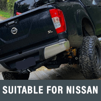 Load Assist Kits & Air Bags Suitable For Nissan