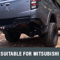 Load Assist Kits & Air Bags Suitable For Mitsubishi