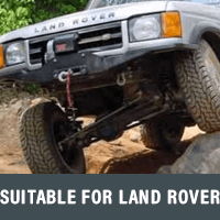 Load Assist Kits & Air Bags Suitable For Land Rover