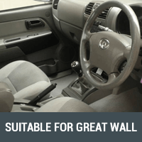 Floor Mats & Vinyl Carpets Suitable for Great Wall