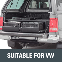 Drawer Systems Suitable For Volkswagen
