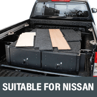 Drawer Systems Suitable For Nissan