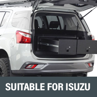 Drawer Systems Suitable For Isuzu