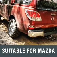 Body Lifts & Diff Drops Suitable For Mazda