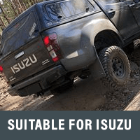 Body Lifts & Diff Drops Suitable For Isuzu