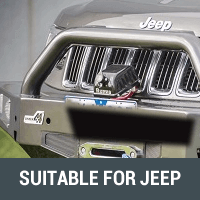 Rock Sliders & Side Steps Suitable for Jeep