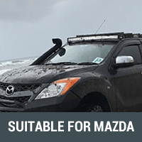 Load Bars Suitable for Mazda
