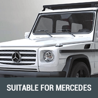 Load Bars Suitable for Mercedes Benz