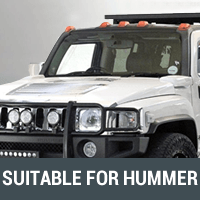 Load Bars Suitable for Hummer
