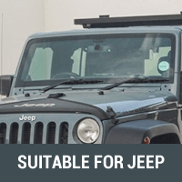 Load Bars Suitable for Jeep