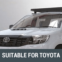 Load Bars Suitable for Toyota