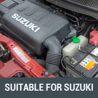 Filters Suitable for Suzuki