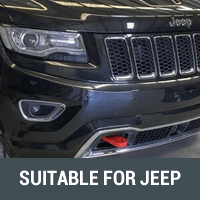 Recovery Points Suitable For Jeep