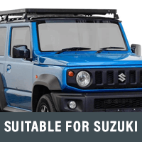 Roof Access Ladder Suitable for Suzuki