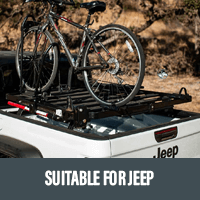 Ute Racks Suitable for Jeep