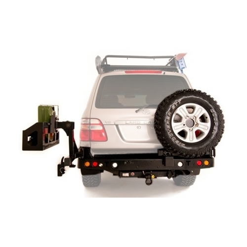 Rear Bars & Tyre Carriers