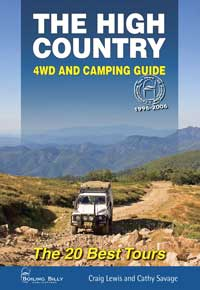 High Country 4WD & Camping Guide by Boiling Billy Publications