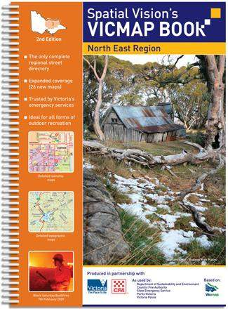Spatial Vision's VICMAP Book - North East Region