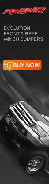 Rhino 4x4 Evolution Front Bumper