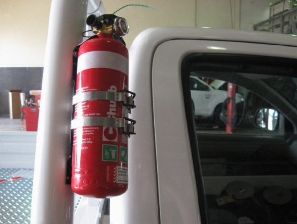 Fire Extinguishers & Why You Should Carry One