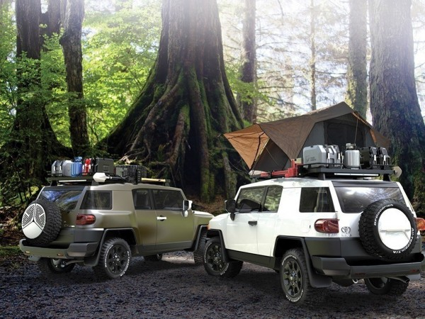 Roof Rack Systems - Finding the perfect rack.