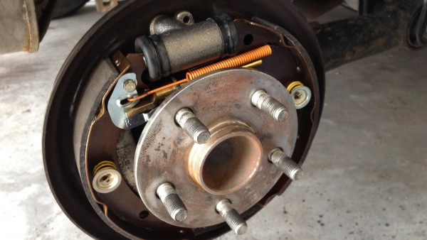 Adjusting Drum Brakes