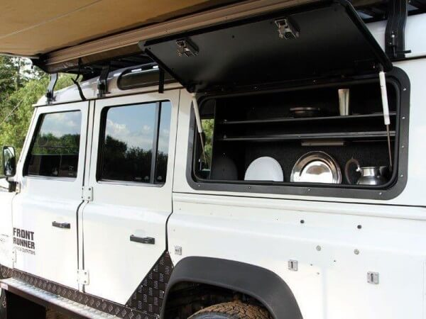Why you need Gullwing Windows for your 4wd!