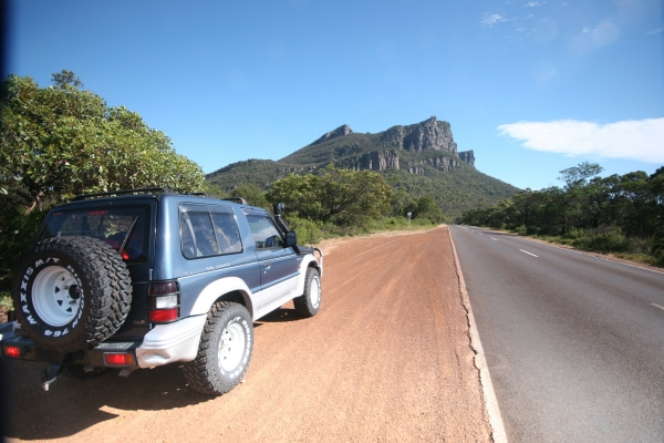 4wd Tracks in the Grampians National Park Victoria