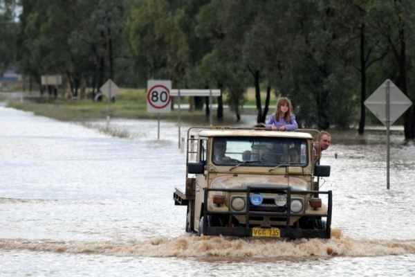 Flood Drinking Water - Travelling Affected Areas in QLD - Flooding Preparedness