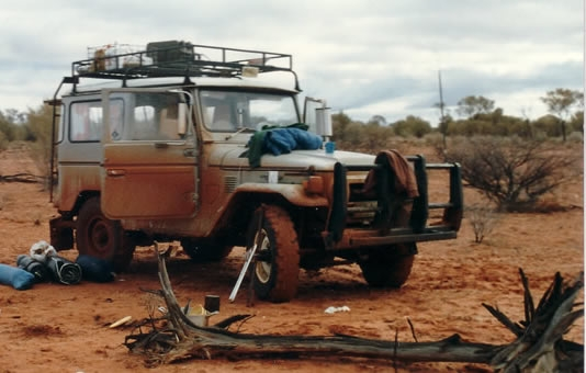 Daily Maintenance and Checkups on your 4x4 when Touring